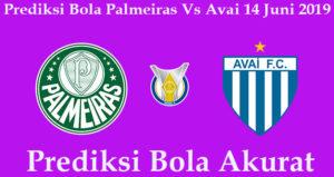 Prediksi Bola Palmeiras Vs Avai 14 Juni 2019