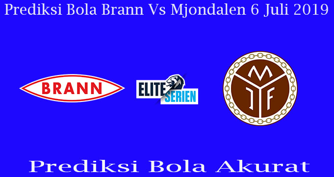 Prediksi Bola Brann Vs Mjondalen 6 Juli 2019