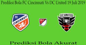 Prediksi Bola FC Cincinnati Vs DC United 19 Juli 2019