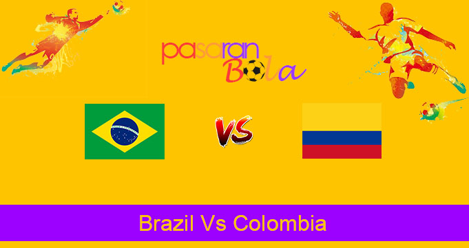 Prediksi Bola Brazil Vs Colombia 7 September 2019