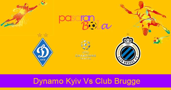 Prediksi Bola Dynamo Kyiv Vs Club Brugge 14 Agustus 2019