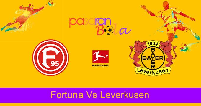 Prediksi Bola Fortuna Vs Leverkusen 24 Agustus 2019