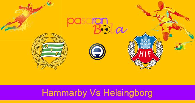 Prediksi Bola Hammarby Vs Helsingborg 11 Agustus 2019