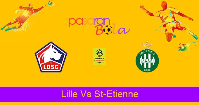 Prediksi Bola Lille Vs St-Etienne 29 Agustus 2019