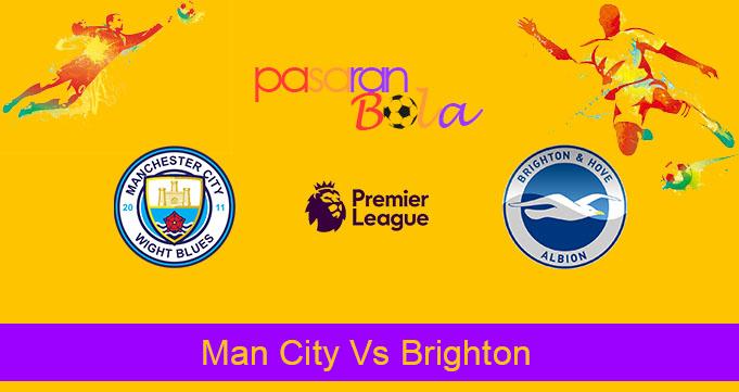 Prediksi Bola Man City Vs Brighton 31 Agustus 2019