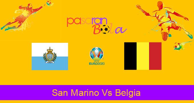 Prediksi Bola San Marino Vs Belgia 7 September 2019