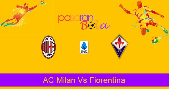 Prediksi Bola AC Milan Vs Fiorentina 30 September 2019