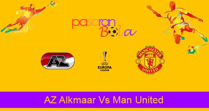 Prediksi Bola AZ Alkmaar Vs Man United 3 Oktober 2019