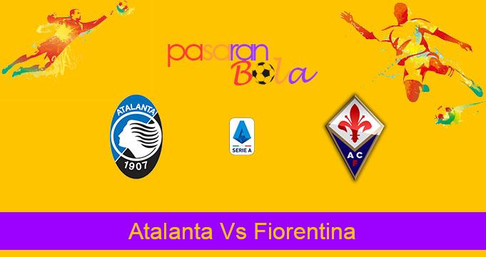 Prediksi Bola Atalanta Vs Fiorentina 22 September 2019