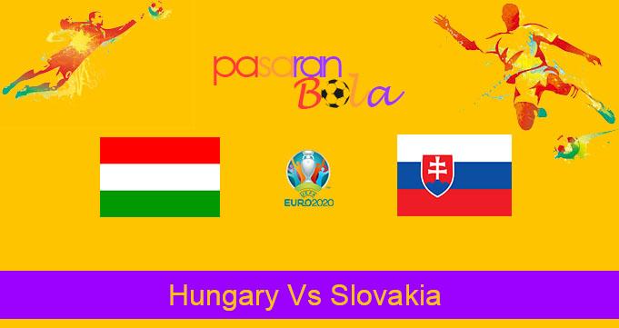 Prediksi Bola Hungary Vs Slovakia 10 September 2019