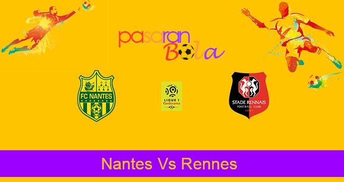 Prediksi Bola Nantes Vs Rennes 26 September 2019