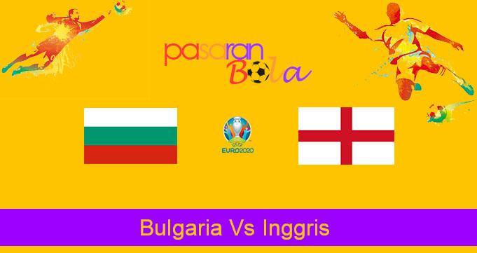 Prediksi Bola Bulgaria Vs Inggris 15 Oktober 2019