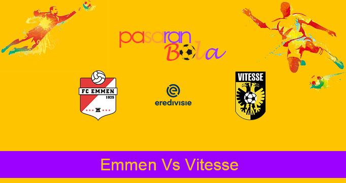 Prediksi Bola Emmen Vs Vitesse 3 November 2019