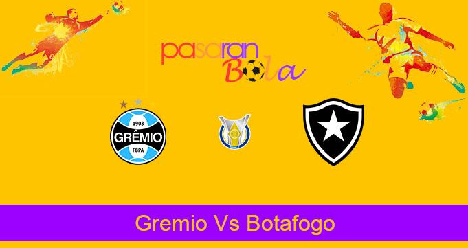 Prediksi Bola Gremio Vs Botafogo 28 Oktober 2019
