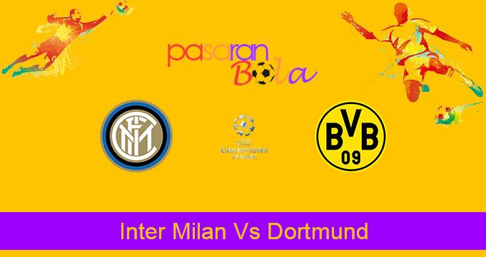 Prediksi Bola Inter Milan Vs Dortmund 24 Oktober 2019