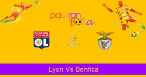 Prediksi Bola Lyon Vs Benfica 6 November 2019
