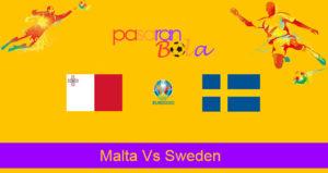 Prediksi Bola Malta Vs Sweden 13 Oktober 2019