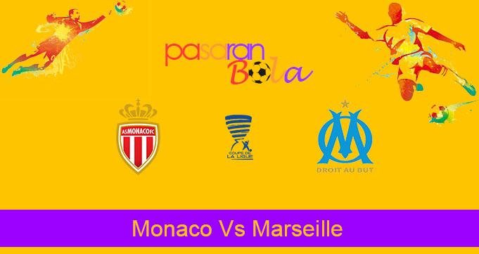 Prediksi Bola Monaco Vs Marseille 31 Oktober 2019
