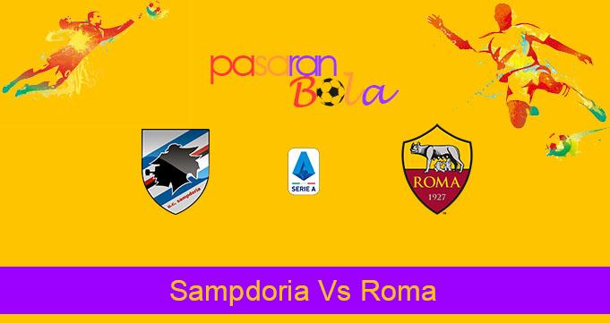 Prediksi Bola Sampdoria Vs Roma 20 Oktober 2019
