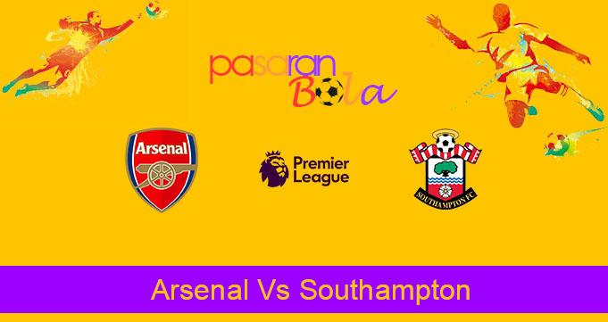Prediksi Bola Arsenal Vs Southampton 23 November 2019