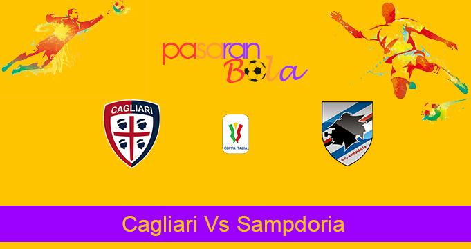 Prediksi Bola Cagliari Vs Sampdoria 6 Desember 2019