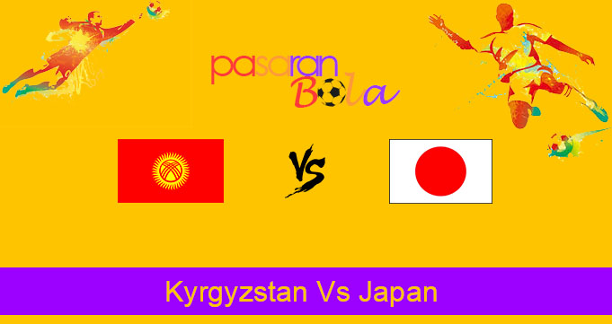 Prediksi Bola Kyrgyzstan Vs Japan 14 November 2019