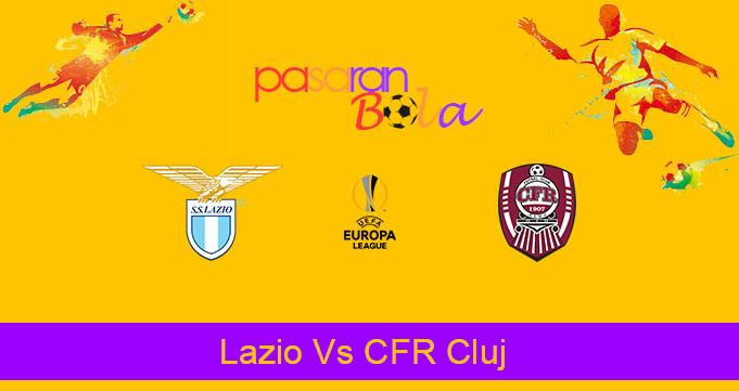 Prediksi Bola Lazio Vs CFR Cluj 29 November 2019