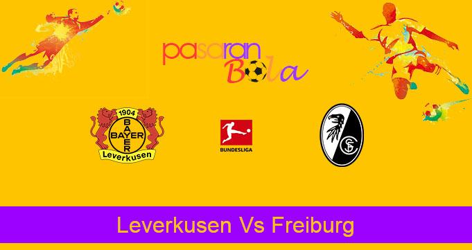 Prediksi Bola Leverkusen Vs Freiburg 23 November 2019