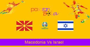 Prediksi Bola Macedonia Vs Israel 20 November 2019