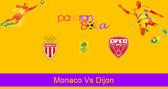 Prediksi Bola Monaco Vs Dijon 10 November 2019