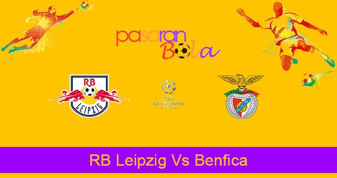 Prediksi Bola RB Leipzig Vs Benfica 28 November 2019