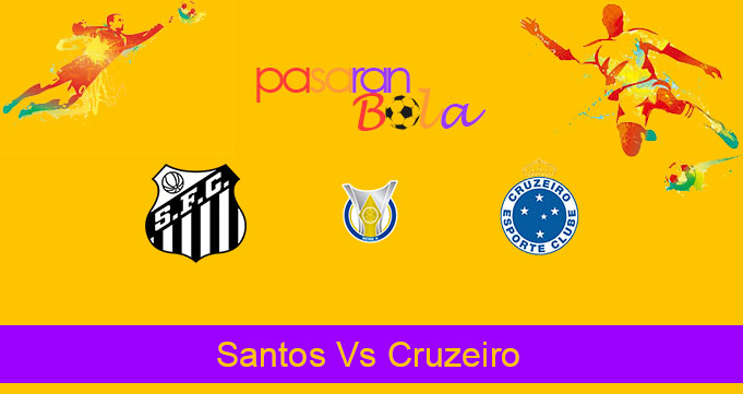 Prediksi Bola Santos Vs Cruzeiro 24 November 2019
