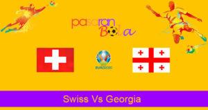 Prediksi Bola Swiss Vs Georgia 16 November 2019