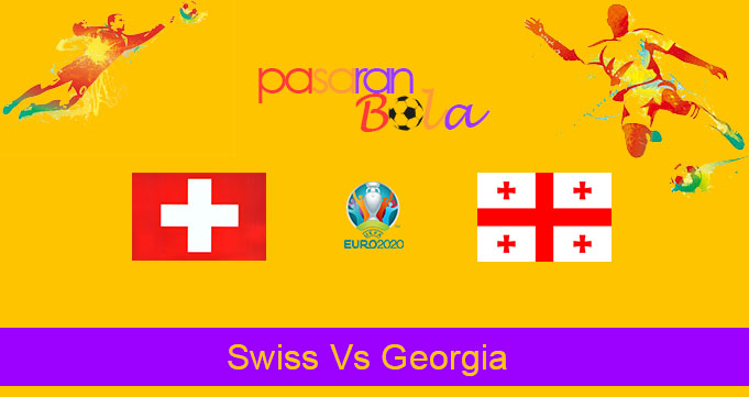Prediksi Bola Swiss Vs Georgia 16 November 2019