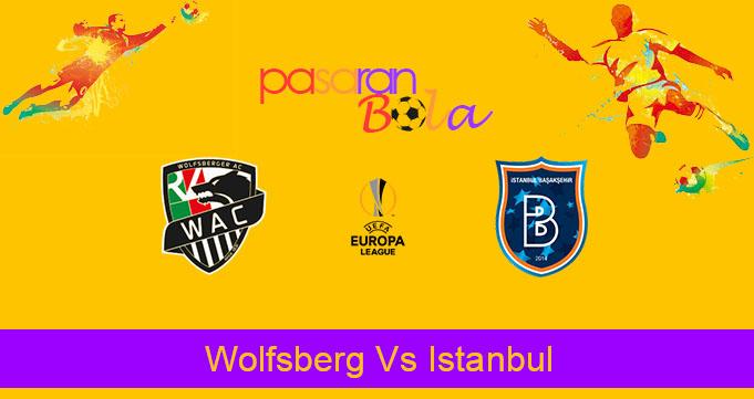 Prediksi Bola Wolfsberg Vs Istanbul 8 November 2019