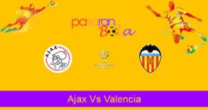 Prediksi Bola Ajax Vs Valencia 11 Desember 2019