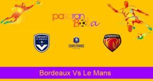 Prediksi Bola Bordeaux Vs Le Mans 4 Januari 2020