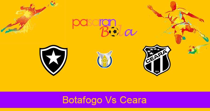 Prediksi Bola Botafogo Vs Ceara 9 Desember 2019