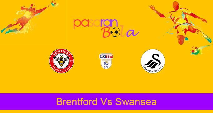 Prediksi Bola Brentford Vs Swansea 26 Desember 2019