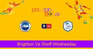 Prediksi Bola Brighton Vs Sheff Wednesday 4 Januari 2020