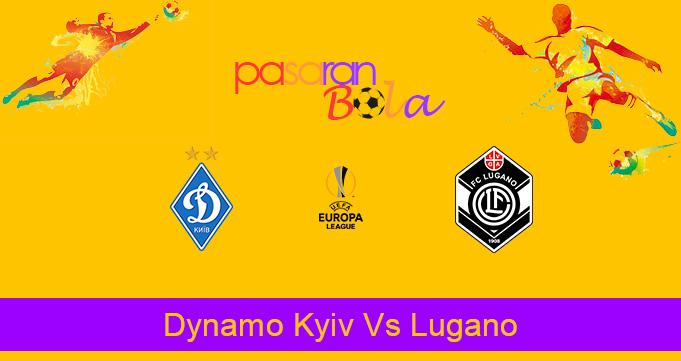 Prediksi Bola Dynamo Kyiv Vs Lugano 13 Desember 2019