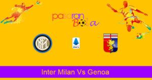 Prediksi Bola Inter Milan Vs Genoa 22 Desember 2019