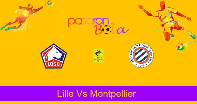 Prediksi Bola Lille Vs Montpellier 14 Desember 2019