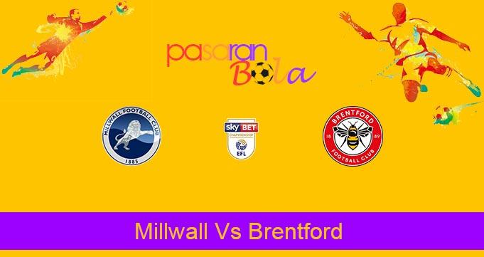 Prediksi Bola Millwall Vs Brentford 29 Desember 2019