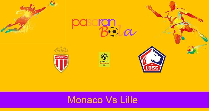 Prediksi Bola Monaco Vs Lille 22 Desember 2019