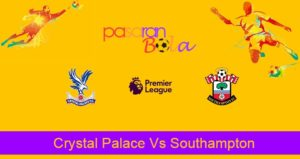 Prediksi Bola Crystal Palace Vs Southampton 22 Januari 2020