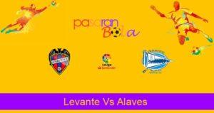 Prediksi Bola Levante Vs Alaves 18 Januari 2020