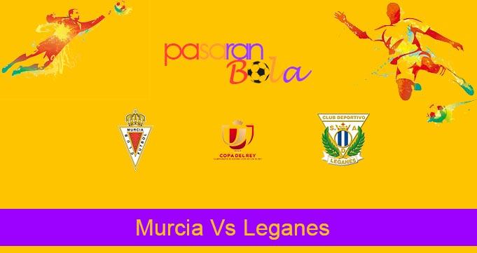 Prediksi Bola Murcia Vs Leganes 11 Januari 2020