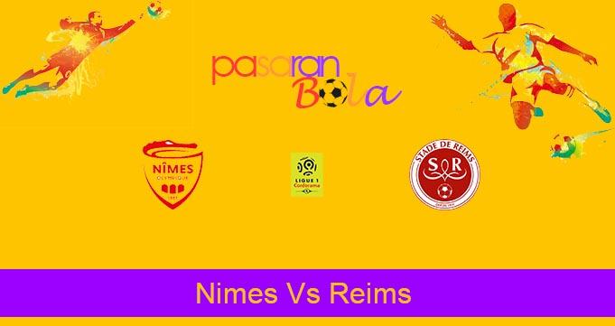 Prediksi Bola Nimes Vs Reims 12 Januari 2020