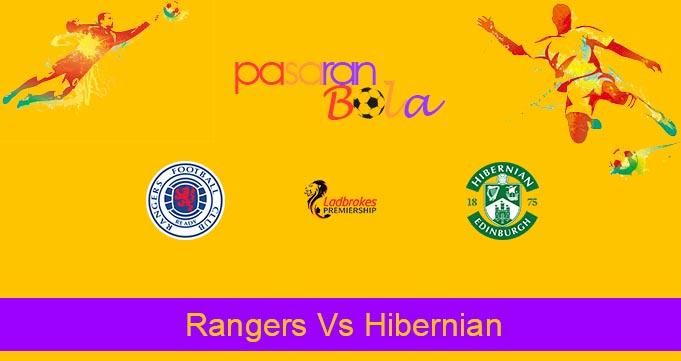Prediksi Bola Rangers Vs Hibernian 6 Februari 2020